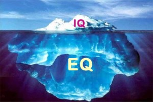 Emotional intelligence and/or high IQ