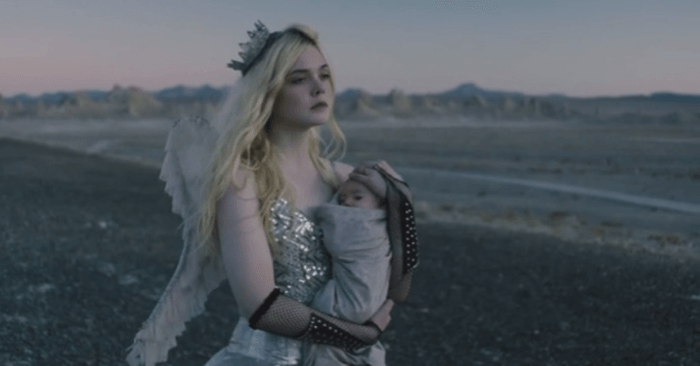 Elle Fanning in movie: Leaning Towards Solace