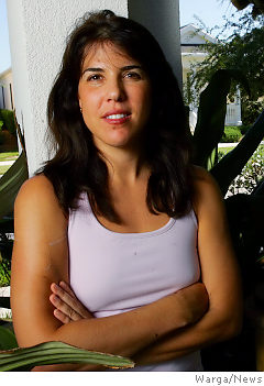 Jennifer Capriati on treating her depression