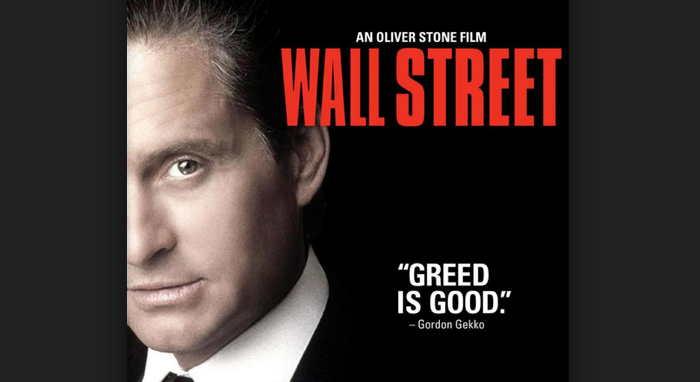 Wall Street movie 1987