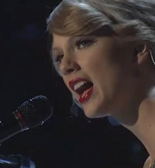 Taylor Swift: precocious talent, homeschooling, gutsy self-determination