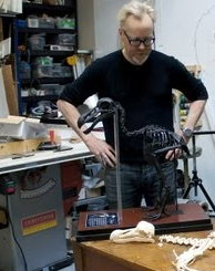 Adam Savage-Dodo