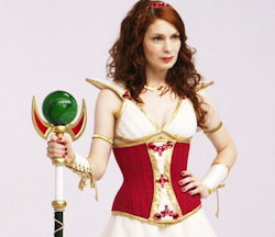 "Felicia Day on developing multiple talents: ""I have a little obsessive-compulsive personality."""
