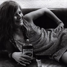 """Janis Joplin: """"Don't compromise yourself."""""""