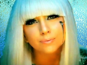 Lady Gaga on building identity, self concept, self regard
