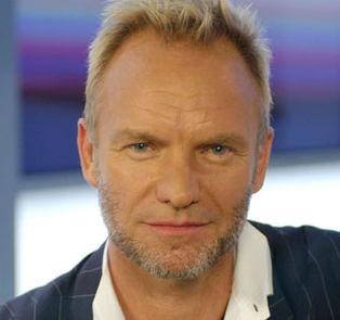 Musician Sting
