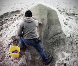 Sand Sculptor by fotologic-250