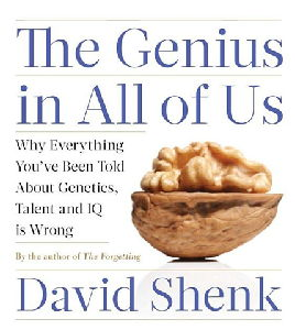 "David Shenk on the clichés about ""giftedness"""