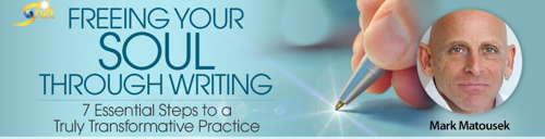 Freeing Your Soul Through Writing free recording