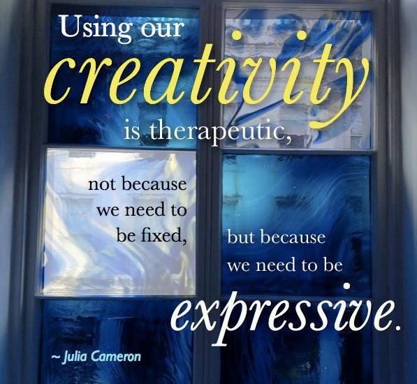 Julia Cameron quote by Danielle Raine