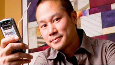 Tony Hsieh: Be smart and talented, not egotistical