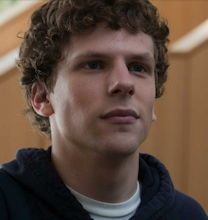 Jesse Eisenberg on exactitude and too much attention