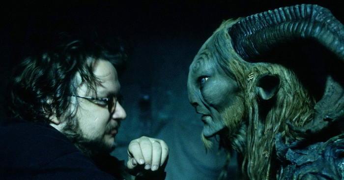 Guillermo del Toro and creature