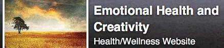 Emotional Health and Creativity icon