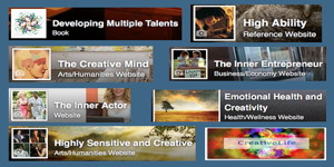 Sites for Developing Creativity and Personal Growth