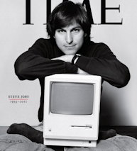 Steve Jobs -TIME 1984