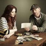Bryce Dallas Howard and Ron Howard