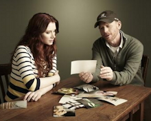 Bryce Dallas Howard and Ron Howard on the inspiration of still photography