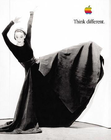 Martha Graham - Think different