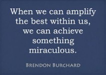 Activating The Best Within Us