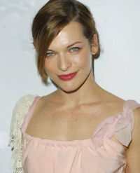 "Milla Jovovich: ""Inspire yourself"""