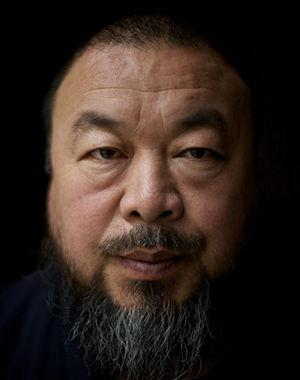 Ai Weiwei by Dan Chung