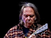 Neil Young on collecting trains, writing sober and saving the music industry