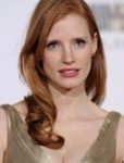 Jessica Chastain on being sensitive and a loner