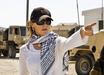 Kathryn Bigelow on the job of artists & the criticism of 'Zero Dark Thirty'