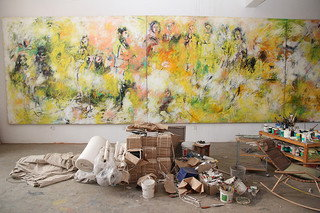 Wu Zhenhuan Artist Studio