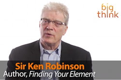 Ken Robinson on Discovering Your Talents and Passions