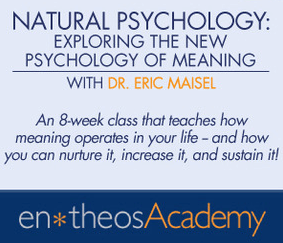 Natural Psychology online course by Eric Maisel