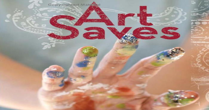Art Saves: Stories, Inspiration and Prompts Sharing the Power of Art by Jenny Doh
