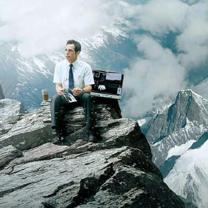 Ben Stiller in The Secret Life of Walter Mitty-mtn