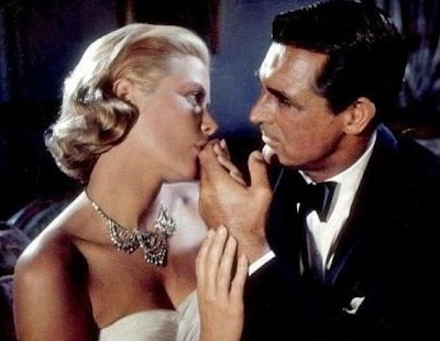 Grace Kelly, Cary Grant in To Catch A Thief