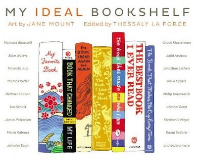 My Ideal Bookshelf