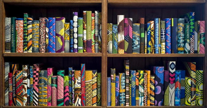 """The British Library"" by Yinka Shonibare MBE"
