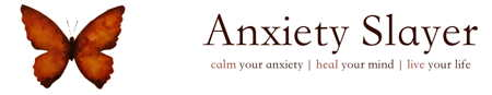 Anxiety Slayer site