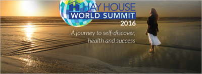 The Hay House World Summit May 7-26, 2016