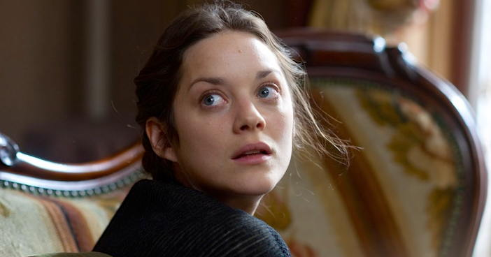 Marion Cotillard in The Immigrant, 2013