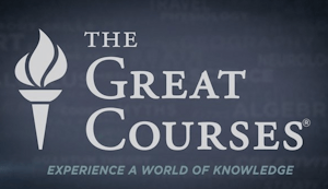The Great Courses - College Classes in Your Car or Home