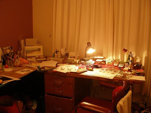 my workspace11