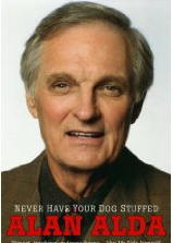 Alan Alda on being a nervous wreck - and liking it