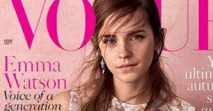 Emma Watson - VogueUK