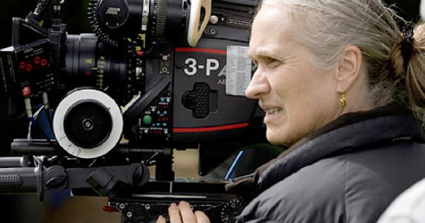 Jane Campion directing Bright Star