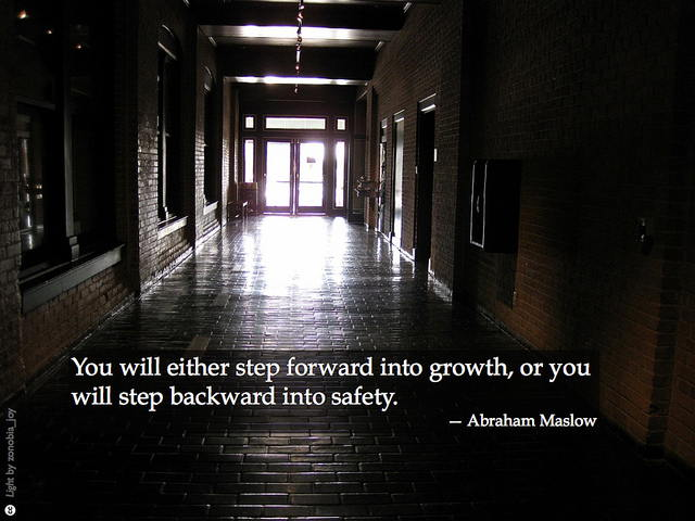 Abraham Maslow-quote