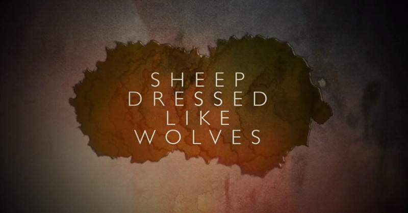 The Sheep Dressed Like Wolves site