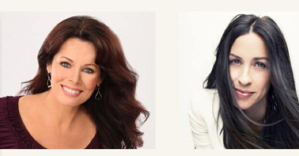 Cheryl Richardson, Alanis Morissette