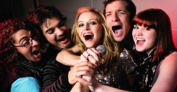 Karaoke group