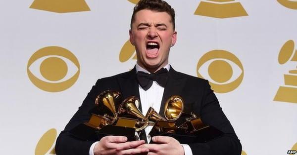 Sam Smith - Grammy wins